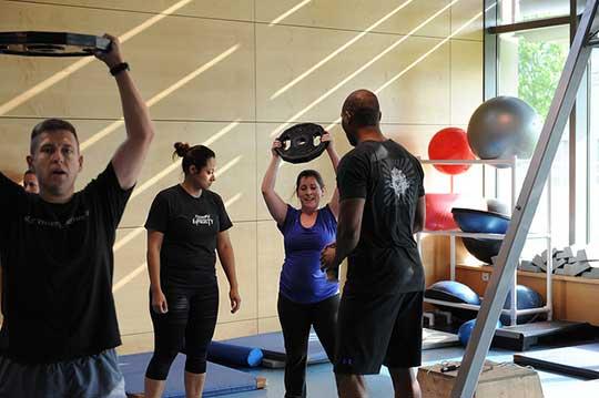 Personal Training Santa Ana